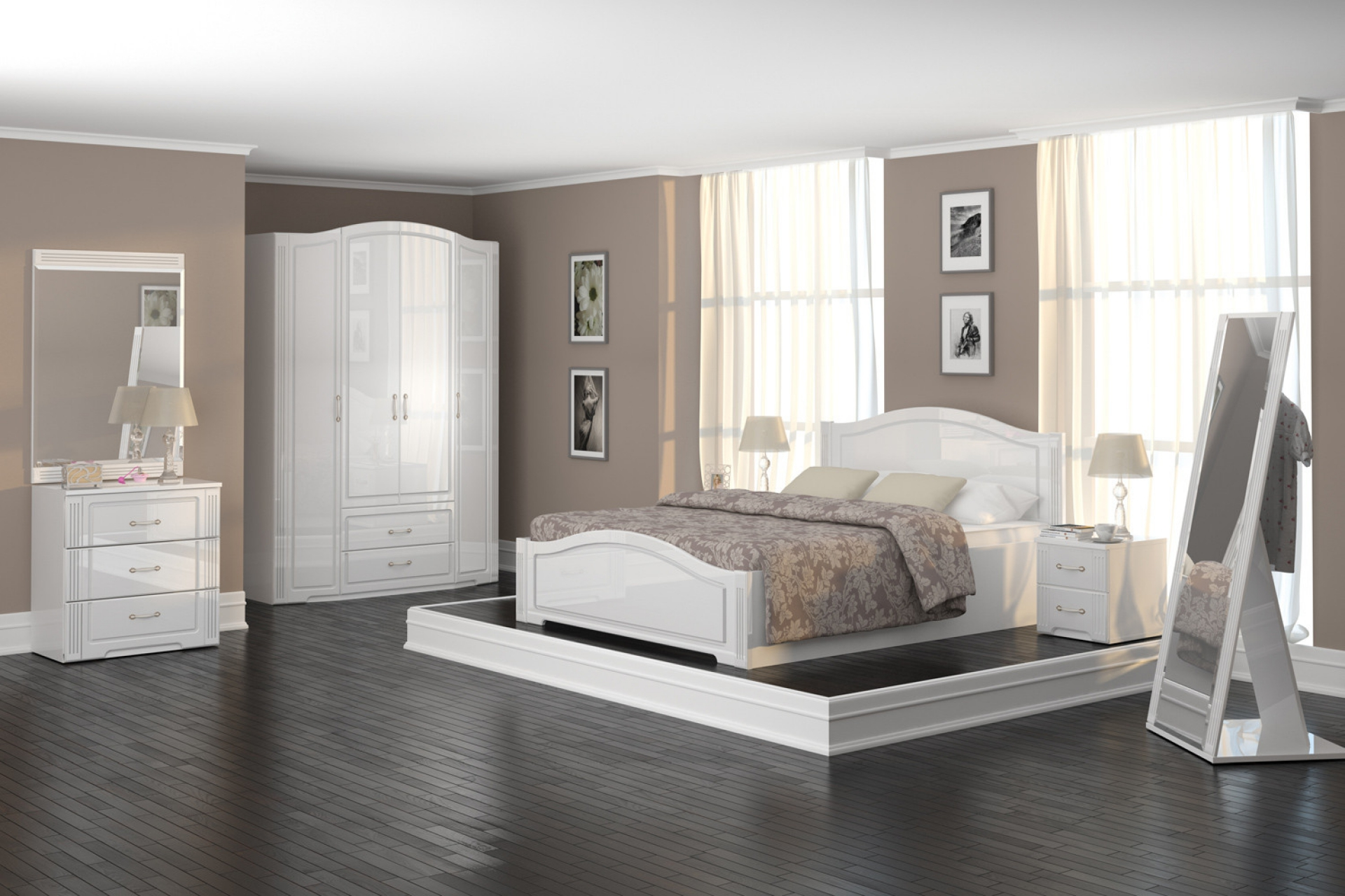 """Кровать """"Виктория"""""""