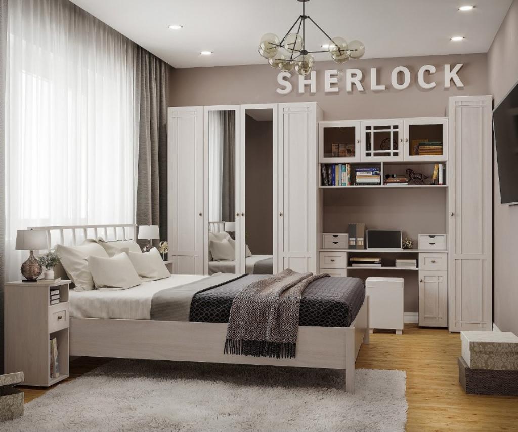 Спальная SHERLOSK