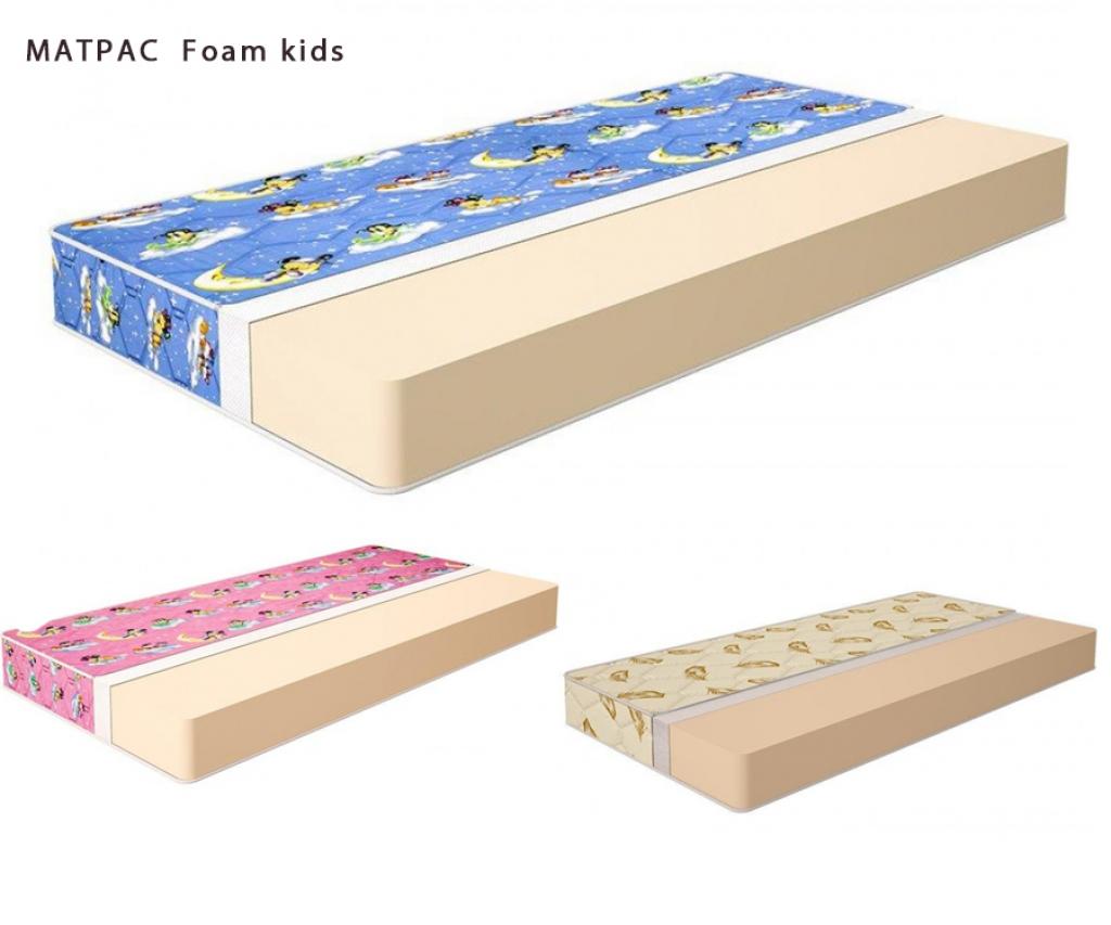 Матрас детский Foam Kid`s