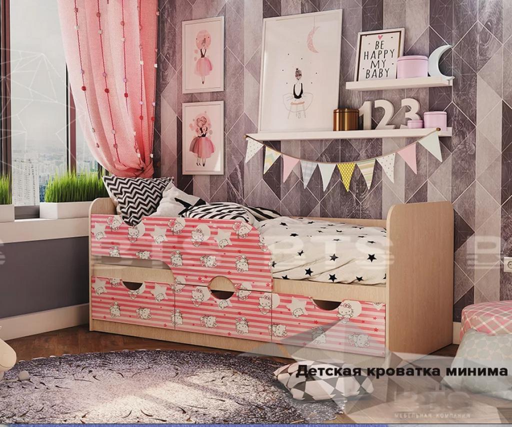 кровать Минима Кити