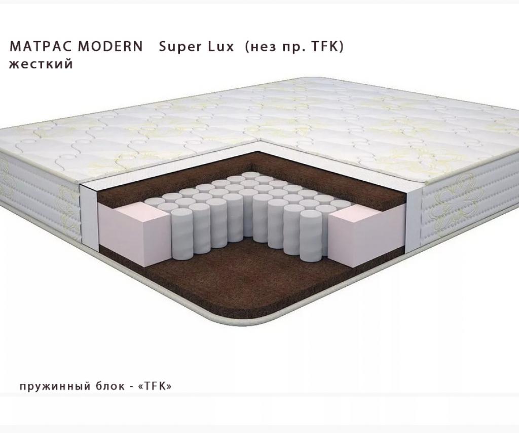 МАТРАС MODERN Super Lux (нез пр. TFK)