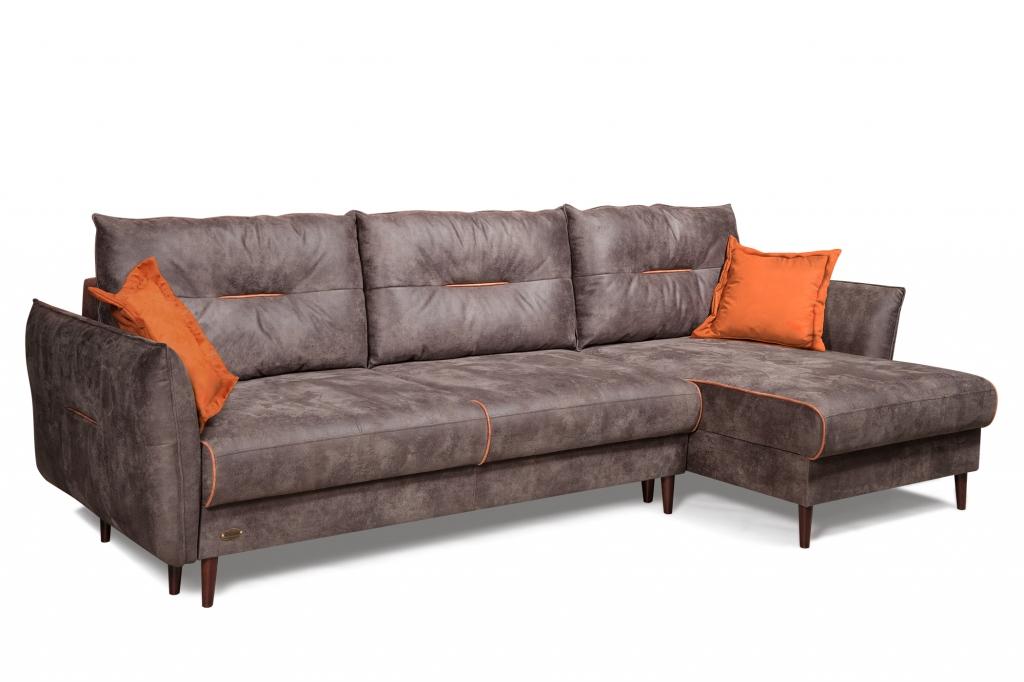 """""""Брауни"""" угловой диван"""